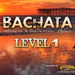 Bachata  1 - Couple (4 wks, 5hrs )
