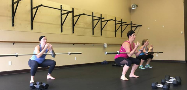 Fitness Studio in Powell River, BC
