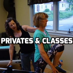 3 hour private sessions & 4 group classes: Single Purchase (personalized jump start)