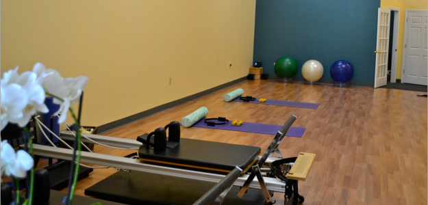 Fitness Studio in Cumberland, RI