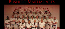 Bushido Martial Arts Club