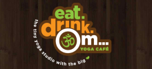 eat.drink.Om. YOGA CAFE